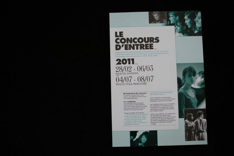 Site Web École de la Comédi