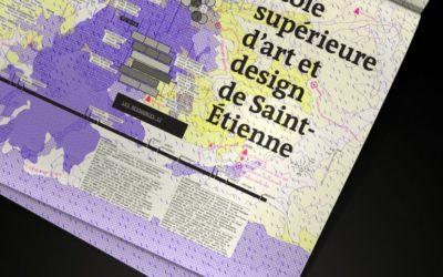 Cartographier une école d'art