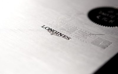 Longines – aesthetics of time
