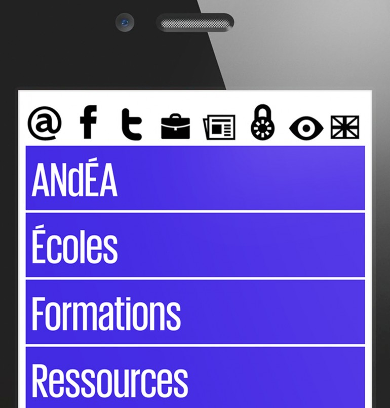 Site Web ANdEA