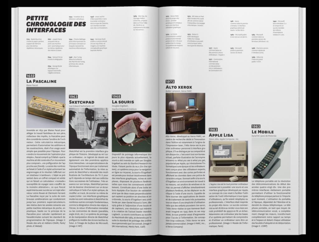 Azimuts #33 - Petite chronologie des interfaces