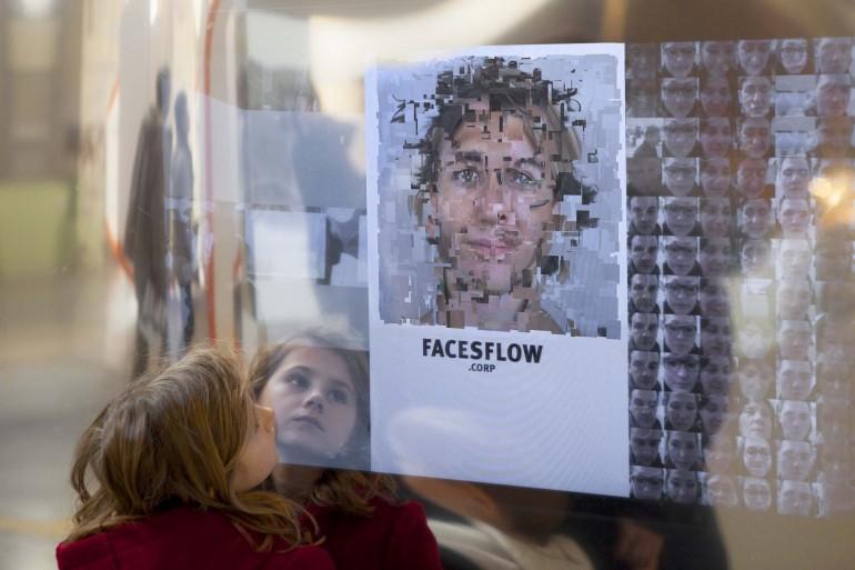 Faces Flow