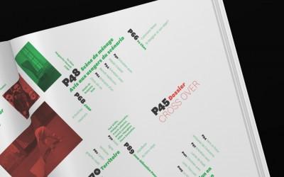 Azimuts, revue de design